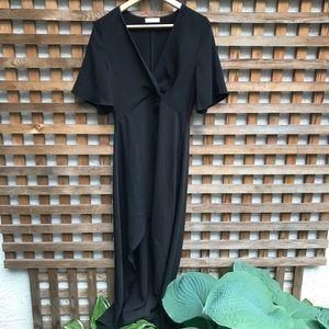 Babaton Jedd Dress Black 6